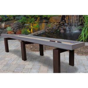 R&R Outdoor Shuffleboard Table