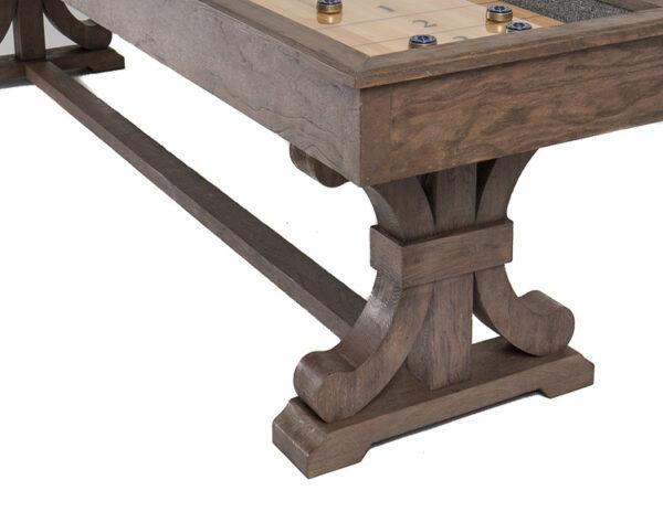 Shuffleboard Carmel closeup 600x464 - Carmel Shuffleboard