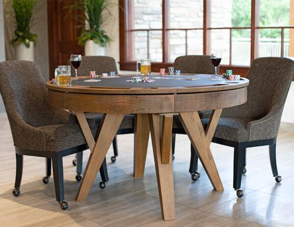 Tyler Poker Table