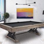 Vienna Pool Table by Presidential Billiards