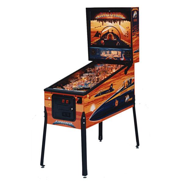 Airborne Pinball Machine by Capcom Pinball