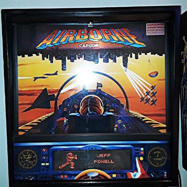Airborne Pinball UTC 2 600x600 - Airborne Pinball Machine
