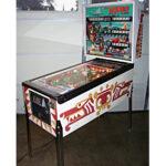 Aztec Pinball Machine 2