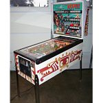 Aztec Pinball Machine Williams