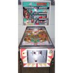 Aztec Pinball Machine 3