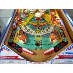 Aztec Pinball Machine 4