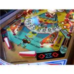 Aztec Pinball Machine 5