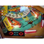 Aztec Pinball Machine 6