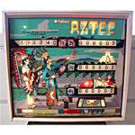 Aztec Pinball Machine 8