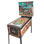 Aztec Pinball Machine Williams