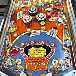 Bazaar Pinball Machine by Bally Playfield