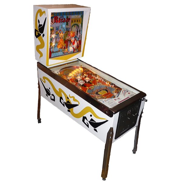 Bazaar Pinball Machine