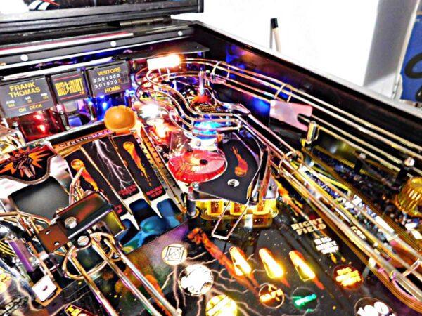 Frank Thomas Big Hurt Pinball Machine