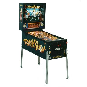 Breakshot Pinball Machine by Capcom Pinball