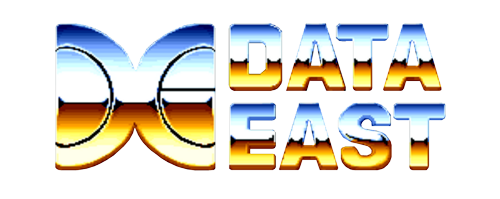 Data East Pinball Logo - Pinball Restoration