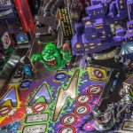 Ghostbusters Pro Pinball Machine by Stern