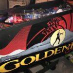 007 Goldeneye Pinball Machine
