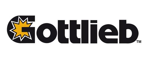 Gottlieb Pinball Logo - Arcade Game Services