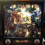 Hook Pinball Machine by Data East