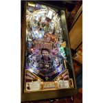 Houdini Pinball Machine Playfield