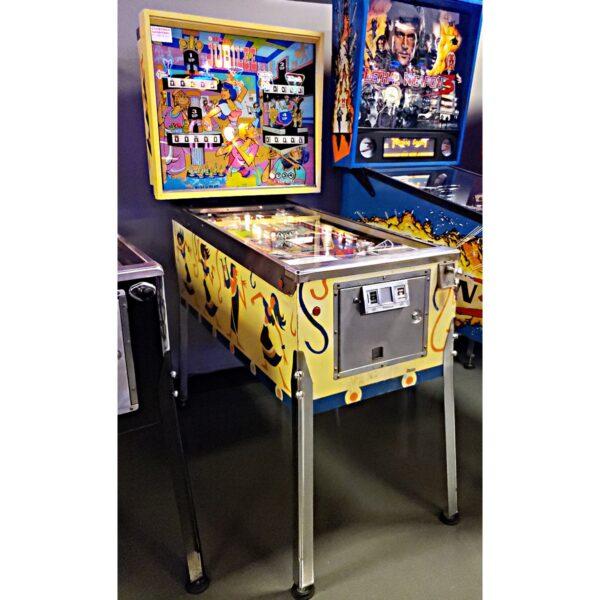 Top 50 pinball machines