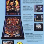 Lethal Weapon 3 Pinball Machine Flyer