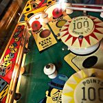 Little Joe Pinball Machine by Bally
