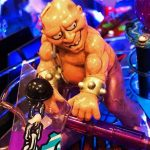 Monster Bash Pinball Machine