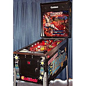 Operation Thunder Pinball Machine