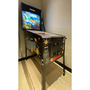 Operation Thunder Pinball Machine