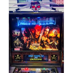 Pirates of the Caribbiean Pinball upgraded 2 300x300 - Pirates of the Caribbean Pinball Machine - Upgraded!