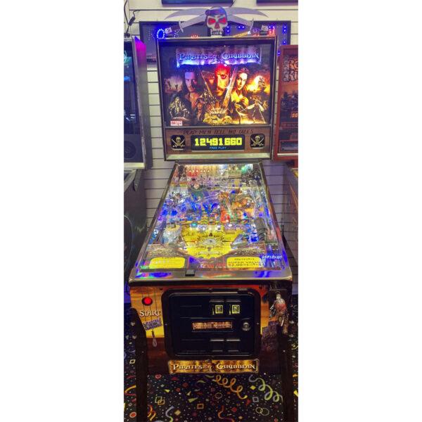 Pirates of the Caribbiean Pinball upgraded 3 600x600 - Pirates of the Caribbean Pinball Machine - Upgraded!