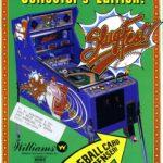 Slugfest Pinball Machine by Williams Flyer