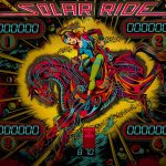 Solar Ride Pinball Machine
