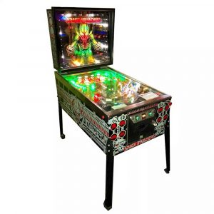 Space Invaders Pinball Machine
