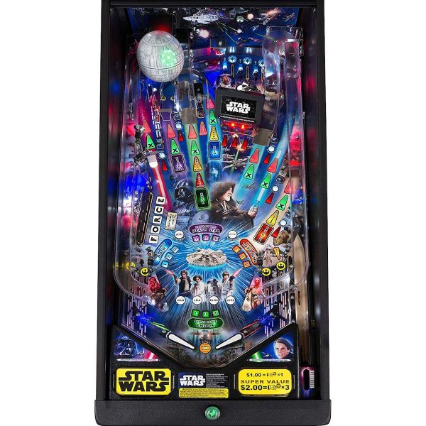 Star Wars Pro Pinball 1 1 600x600 - Star Wars Pro Pinball Machine
