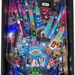 Star Wars Pro Pinball Machine