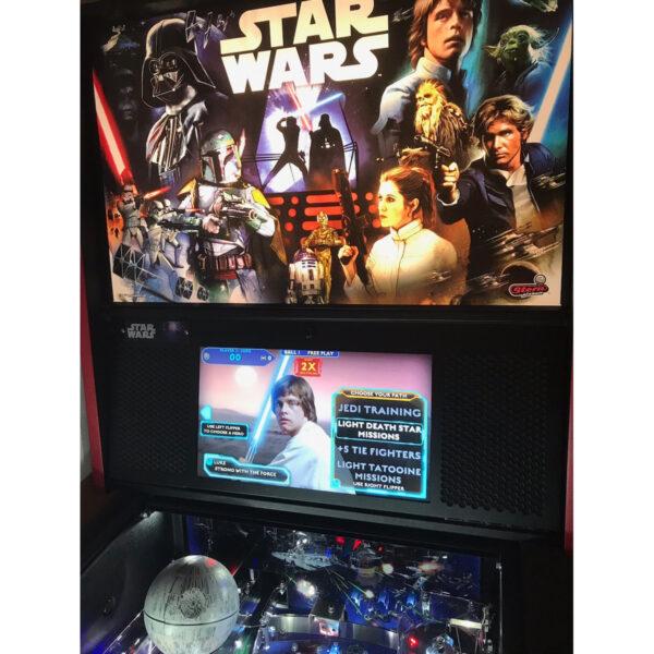 Star Wars Pro Pinball Machine