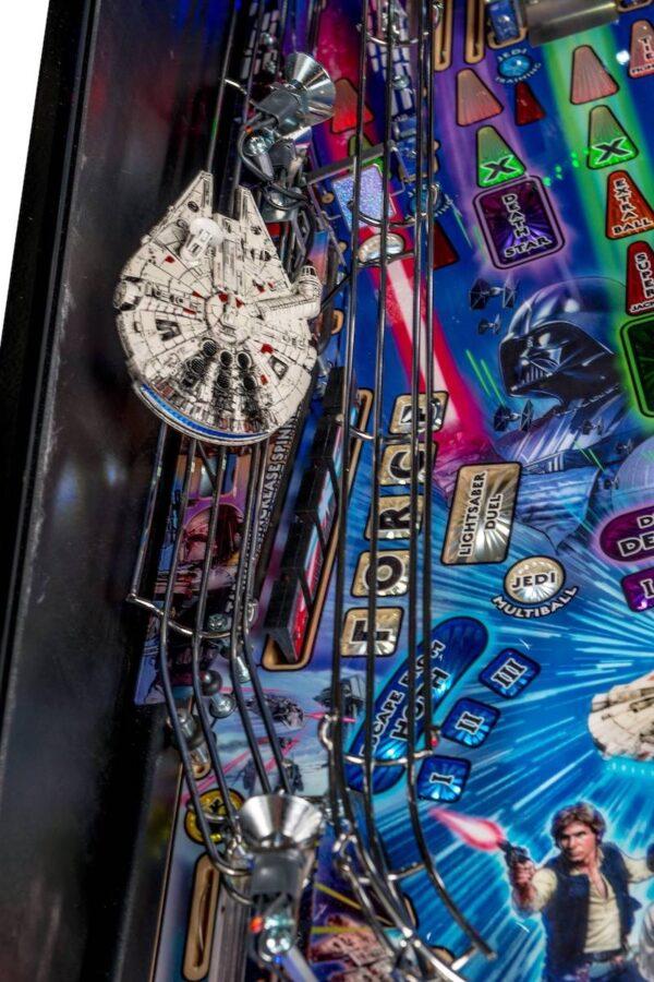 Star Wars Pro Pinball 8 600x900 - Star Wars Pro Pinball Machine