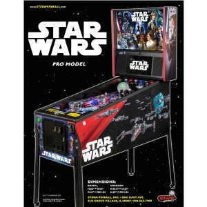 Star Wars Pro Pinball Flyer 1 300x300 - Home
