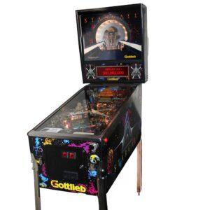 Stargate Pinball Machine by Gottlieb