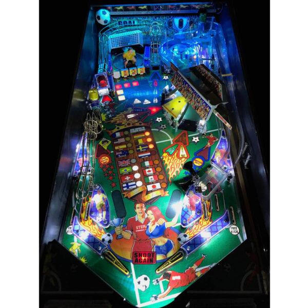 Striker Xtreme Pinball Machine