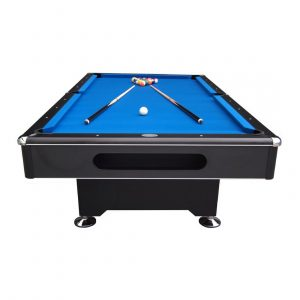 Black Shadow Pool Table
