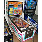 Casanova Pinball Machine