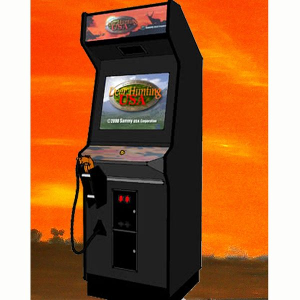 Deer Hunting USA Arcade Game 600x600 - Deer Hunting USA Arcade