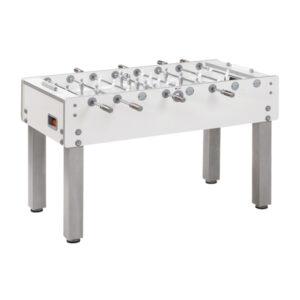Garlando G-500 Pure White Foosball Table