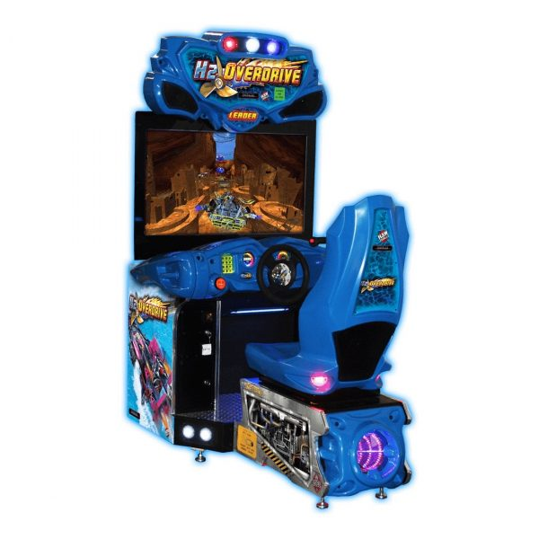 H2Overdrive Arcade By Raw Thrills