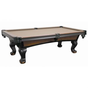 Buchanan pool table by Imperial Billiards