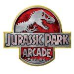 Jurassic Park Arcade Logo