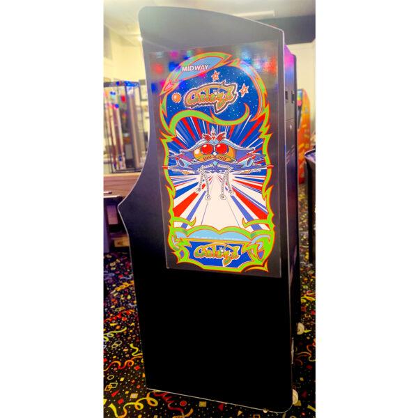 Ms. Pac Man Class of 81 Arcade 2 600x600 - Ms. Pac-Man / Galaga Class of '81 Multicade Arcade